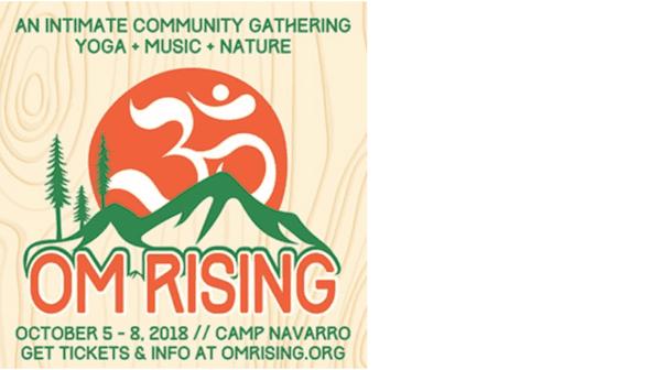 Om Rising yoga & music festival