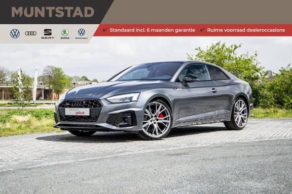 Audi A5 Coupé 45 TFSI quattro S edition Edition One | 2 x S-Line | Navigatie | 360 Camera| Head-Up Display | Leder/carbon interieur | Matrix LED | S-Sportstoelen | Garantie tot 10-2025*