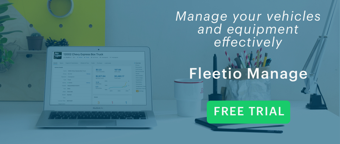 Selecting a Fuel Card for Your Fleet - Fleetio