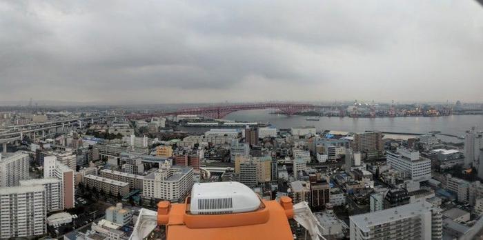 Views of Osaka