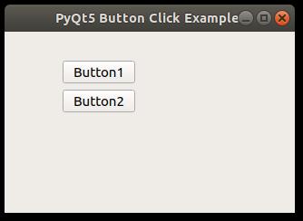 pyqt button QPushButton