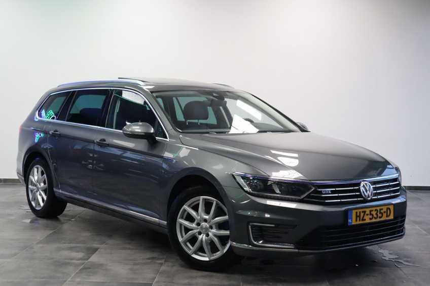 Volkswagen Passat Variant 1.4 TSI GTE Highline Panoramadak 360 Camera Navi Full LED  MARGE afbeelding 1