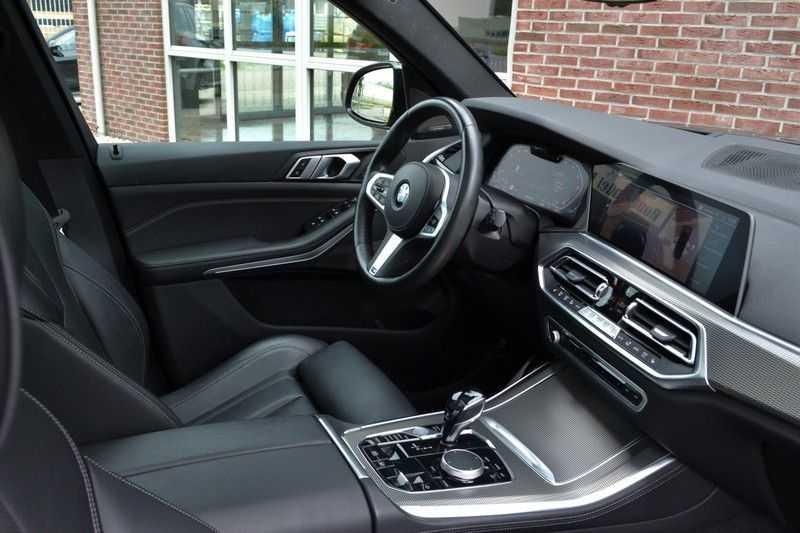 BMW X5 xDrive30d 265pk M-Sport Pano Luchtv Trekh DA+ PA+ Standk afbeelding 2