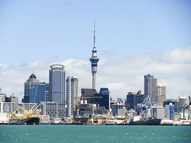 New Zealand GST on digital services