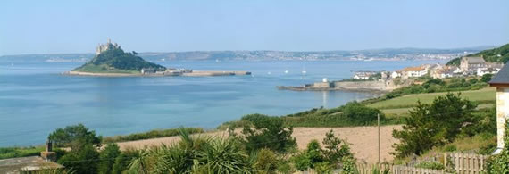 marazion mounts bay cornwall information