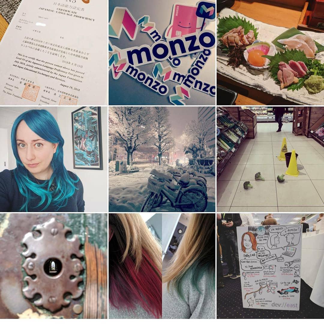 Top 9 instagram photos