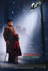 cover Miracle on 34th Street