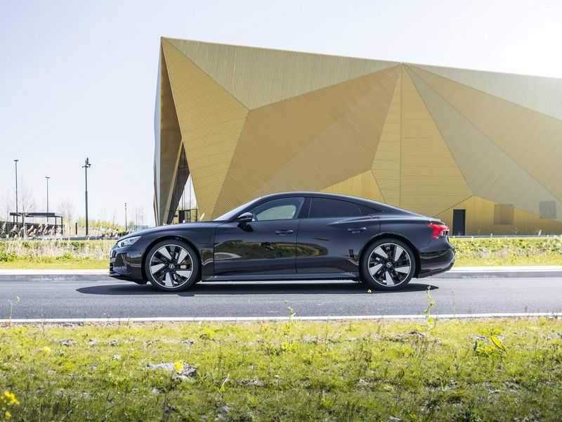 "Audi e-tron GT edition ZERO | Head-Up | B&O Sound | Carbon | S-Sportstoelen | Pano.Dak | Matrix LED | 21"" LM-velgen | afbeelding 2"