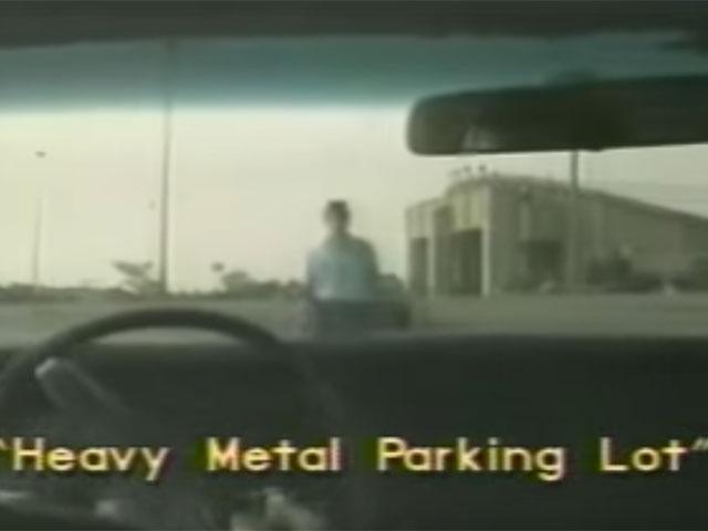 Heavy Metal Parking Lot - The 1986 Judas Priest video