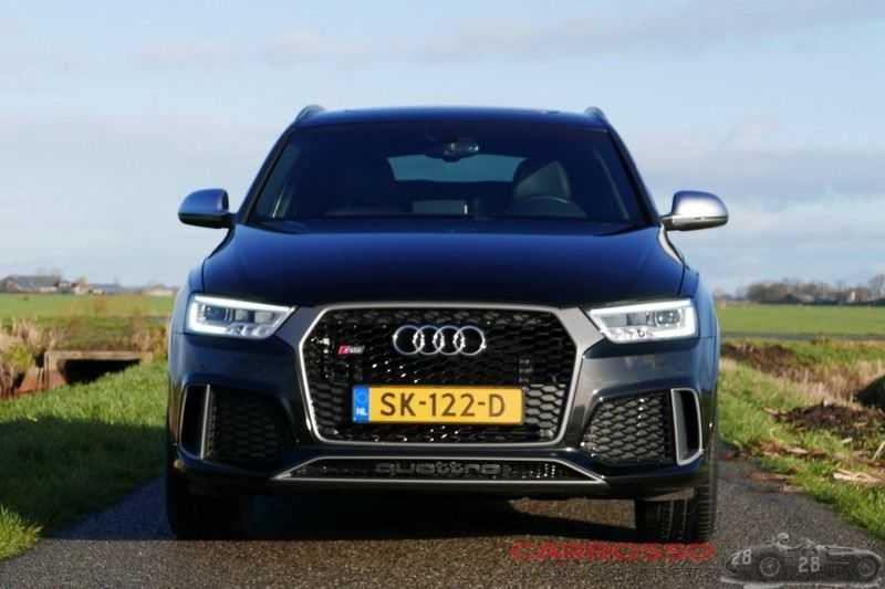 Audi Q3 2.5 TFSI RS QUATTRO afbeelding 10