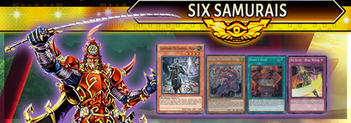 Six Samurai Breakdown | YuGiOh! Duel Links Meta