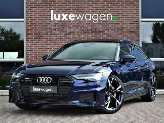 Audi A6 Avant 50 TDI 286pk quattro S-Line Pano Luchtv Standk HD-LED ACC HUD B&O