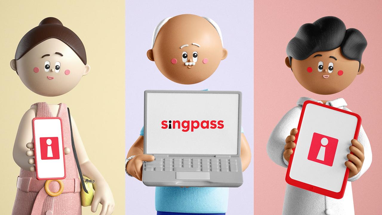 Singpass Accessible