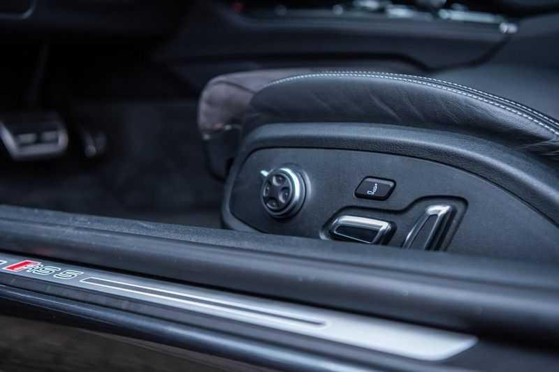 Audi RS5 Coupé 2.9 TFSI Quattro Pro Line Plus, 520 PK/JD, Full Capristo-R, Full Carbon, 20'' BBS Wheels, Pano/Dak, 52DKM!! afbeelding 14