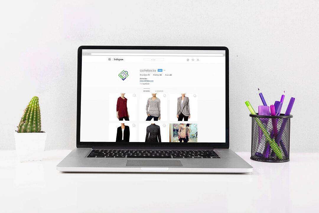 Project Coche Box Brands Store,  Instagram Campaign, Social Media