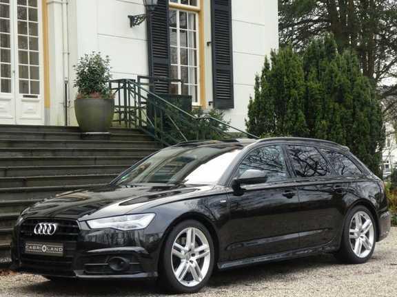 Audi A6 Avant 2.0 TFSI Quattro, S-Line