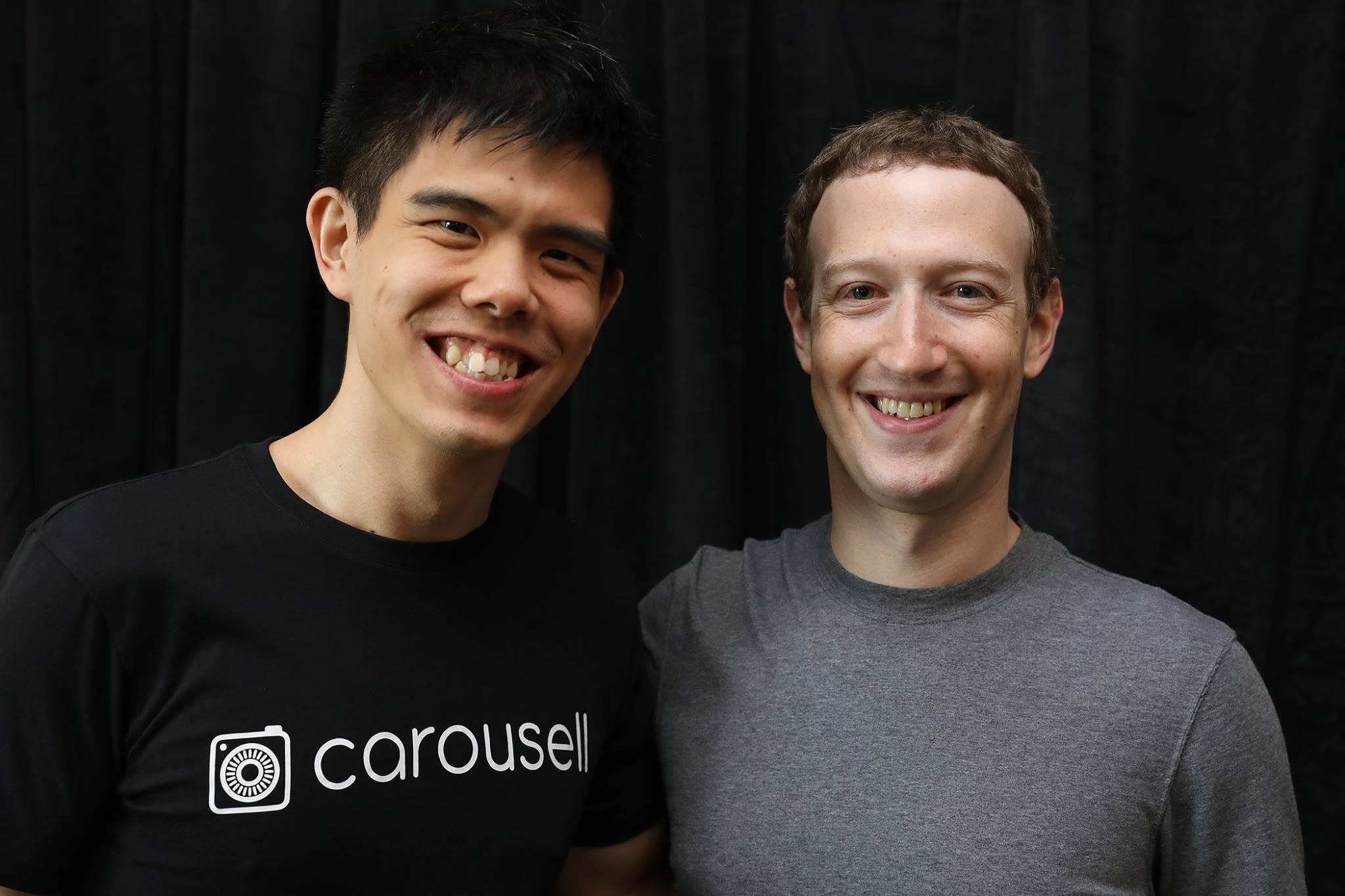 Sui Rui and Mark