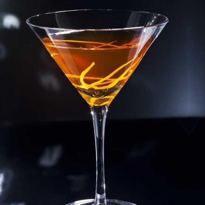 Loch Lomond Cocktail