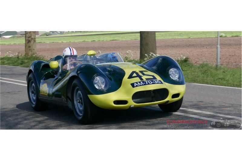 Jaguar Lister Knobbly Evocation RHD afbeelding 12