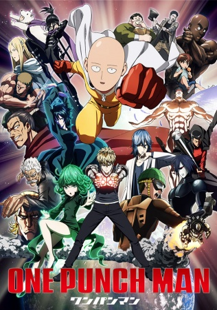 one punch man latino