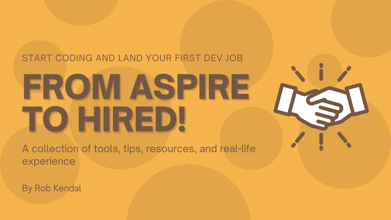 From Aspire to Hired cover