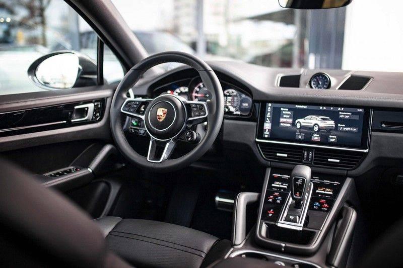 Porsche Cayenne 2.9 S Coupé *BOSE / Sportdesign / 4 Wielbesturing / Memory / Sport Chrono / HUD* afbeelding 4