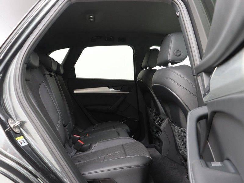 Audi Q5 50 TFSI e 299 pk quattro S edition   S-Line  Matrix LED koplampen   Assistentiepakket City/Parking   360* Camera   Trekhaak wegklapbaar   Elektrisch verstelbare/verwambare voorstoelen   Verlengde fabrieksgarantie afbeelding 24