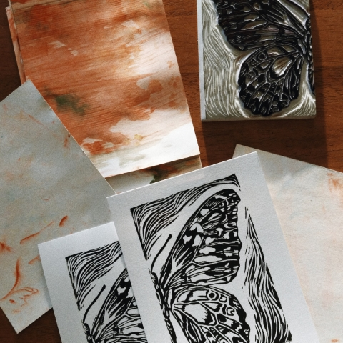 Shop Linocut Prints