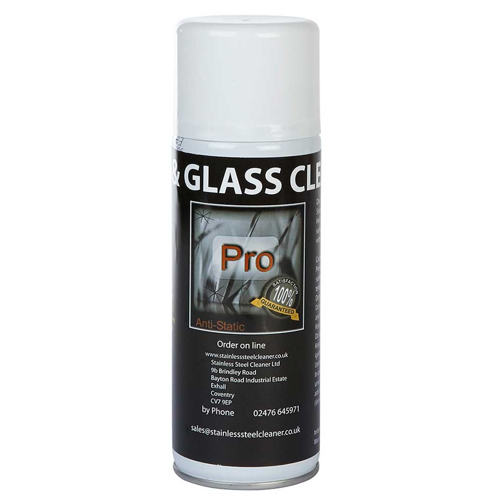 Glass Cleaner Pro
