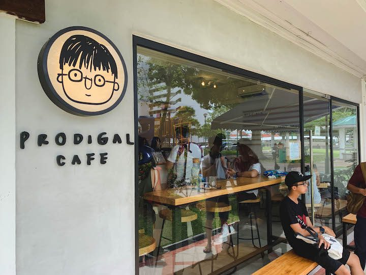 Prodigal Cafe