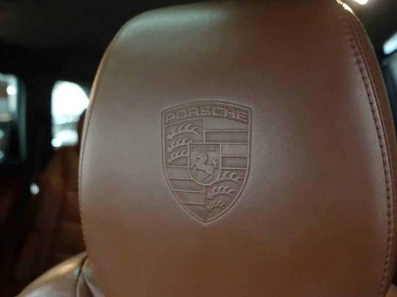Porsche Cayenne 4.8 Turbo 500pk Autom, Schuifdak, Leer, Bose, Xenon, Memory, Full! afbeelding 15