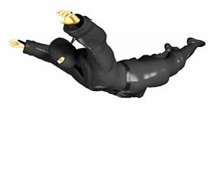 Kūhi – Luftsprung