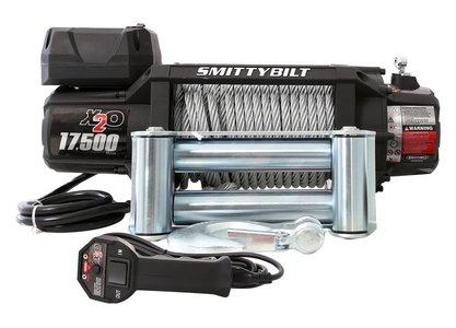 Smittybilt Gen2 X2O 17500 Waterproof Winch 97517 17500 lb winch