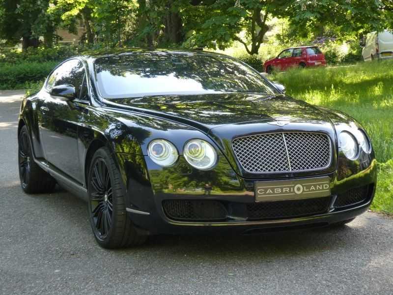 Bentley Continental GT 6.0 W12 afbeelding 20