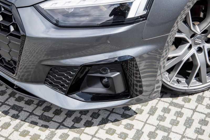 Audi A5 Coupé 45 TFSI quattro S edition Edition One   2 x S-Line   Navigatie   360 Camera  Head-Up Display   Leder/carbon interieur   Matrix LED   S-Sportstoelen   Garantie tot 10-2025* afbeelding 2