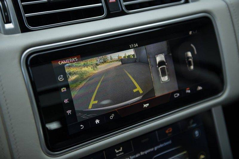 Land Rover Range Rover 3.0 TDV6 Autobiography Verwarmde Gekoelde en Massage Stoelen + Trekhaak + Adaptive Cruise Control + Head Up Display + 360 Camera afbeelding 18