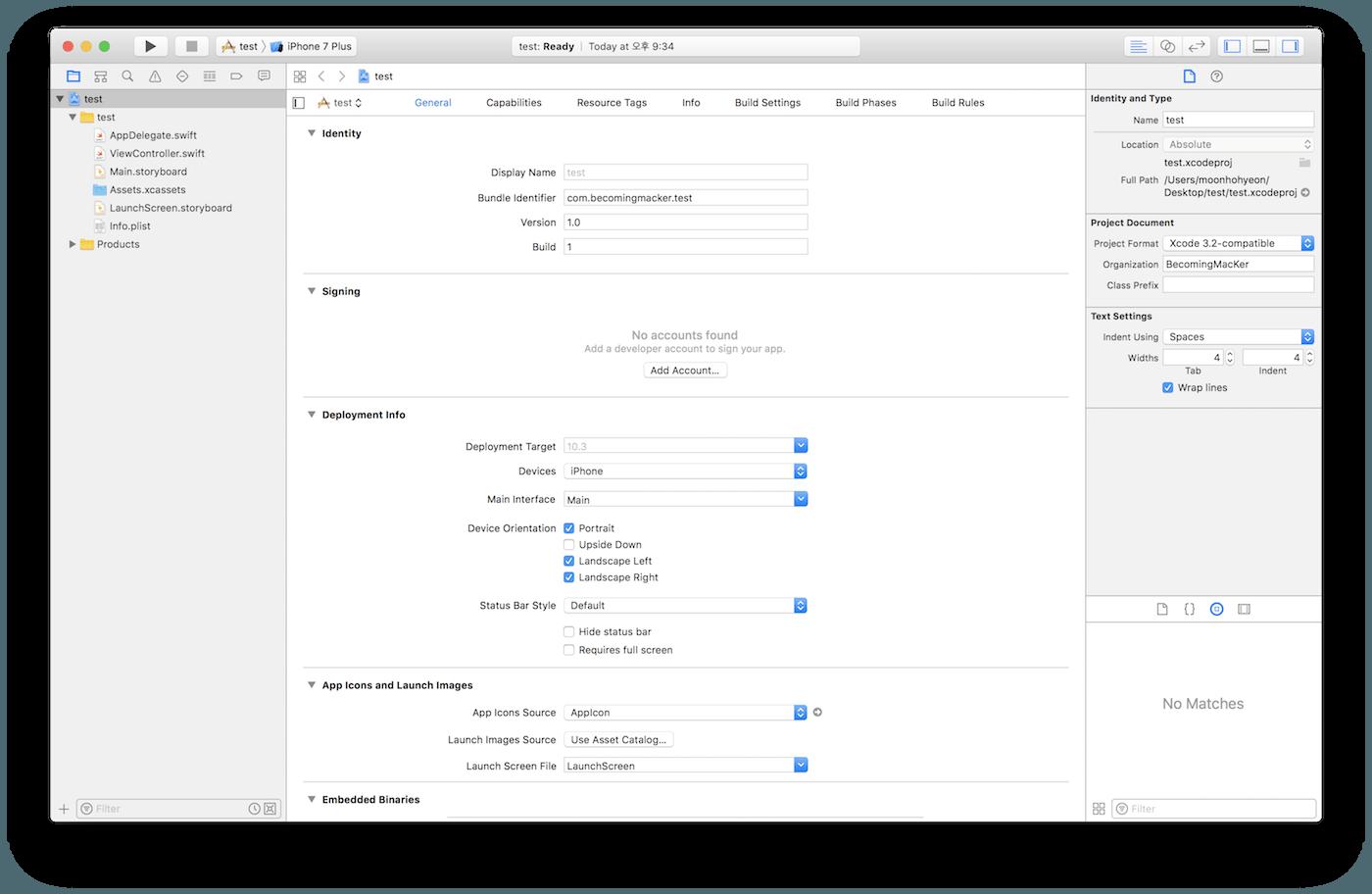 swift-xcode-usage