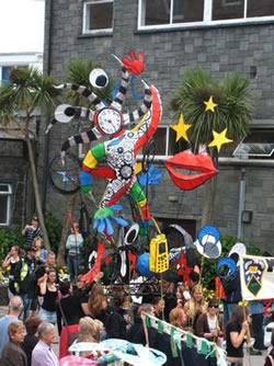 mazey day parade 2007