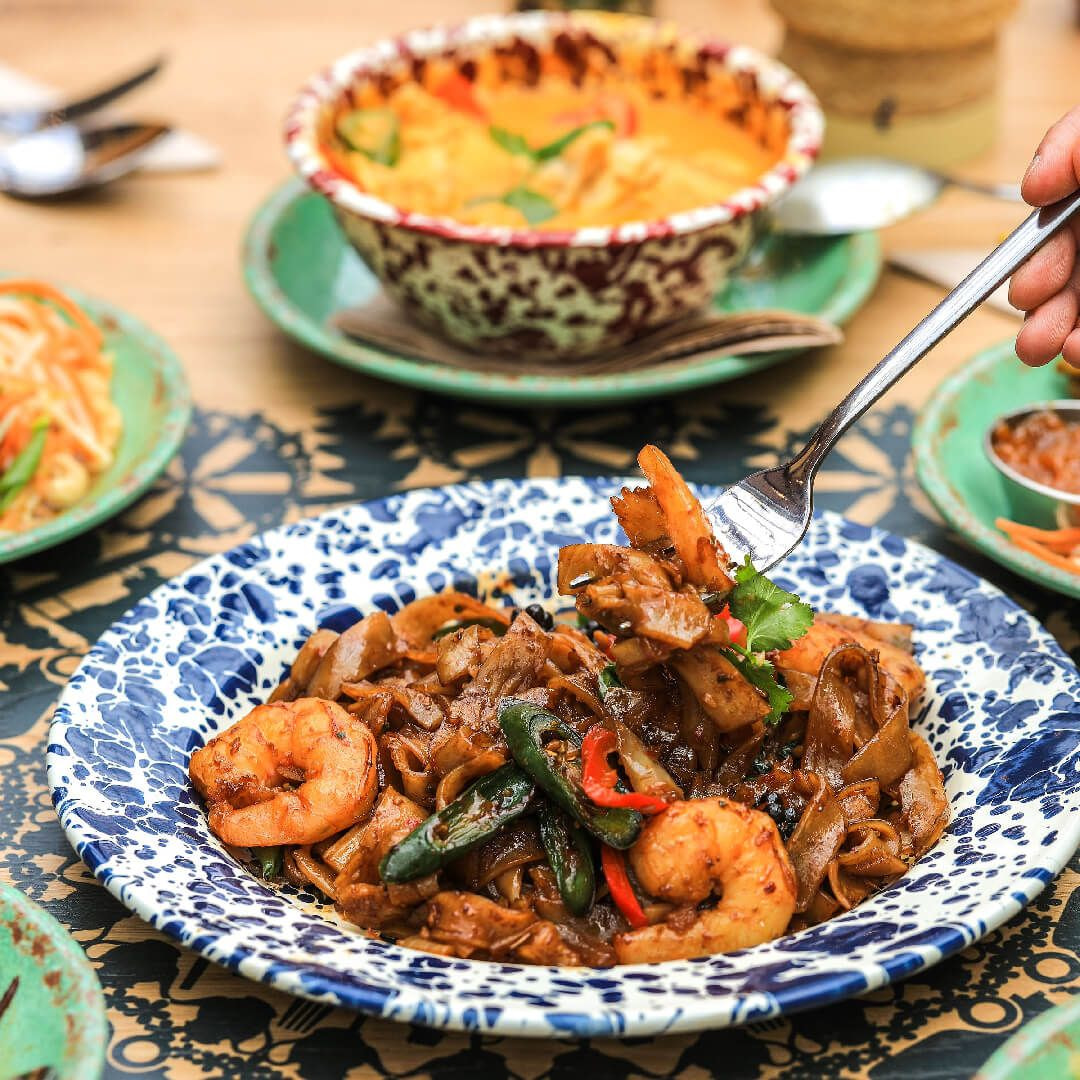 Rosa's Thai Café Leeds food