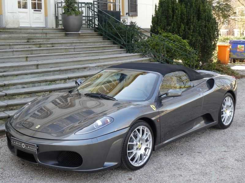 Ferrari F430 4.3 V8 Spider F1, org. NL-auto afbeelding 24
