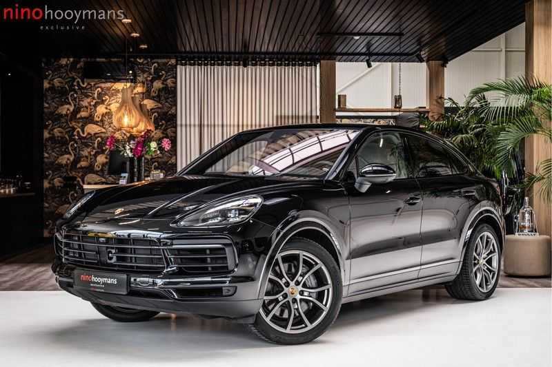 Porsche Cayenne Coupé 2.9 S   Panorama   BOSE   Head-Up-Display   PASM   PDCC afbeelding 1