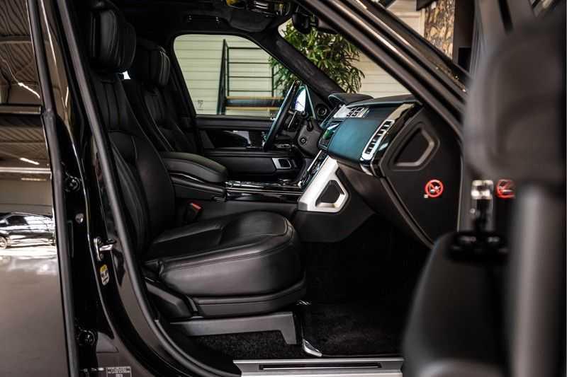 Land Rover Range Rover 5.0 V8 SC LWB Autobiography | Black Pack | Long Wheel Base | Massage | Panorama | Meridian Surround | Drive Pro Pack afbeelding 12