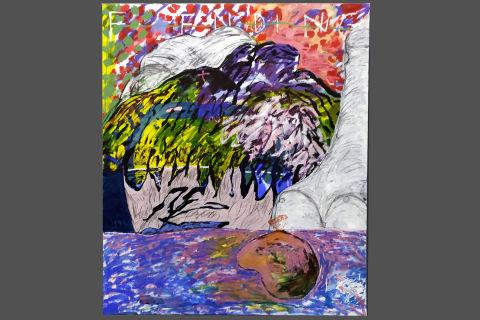 Fumes - Art, Photography, Ideas - NATISA JONES AT TONY RAKA 02