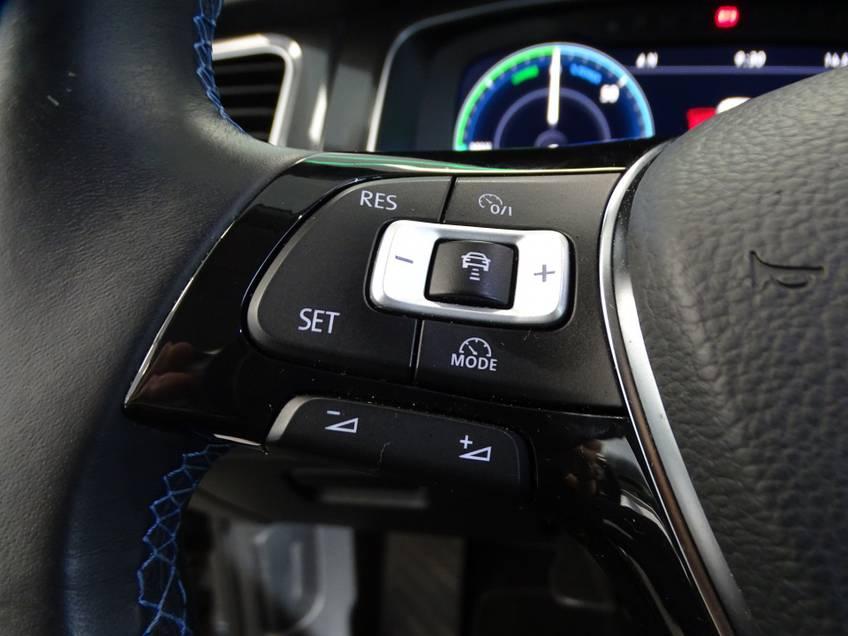 Volkswagen e-Golf e-Golf Marge! LED Navigatie Clima Cruise Warmtepomp Virtual CP Camera *tot 24 maanden garantie (*vraag naar de voorwaarden) afbeelding 10