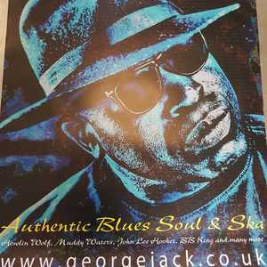 Blues night tonight at the brewery! George Jack and his sensational band will be on from 8:30ish #breweryblues #highwycombe #craftbeer #blues #georgejackband