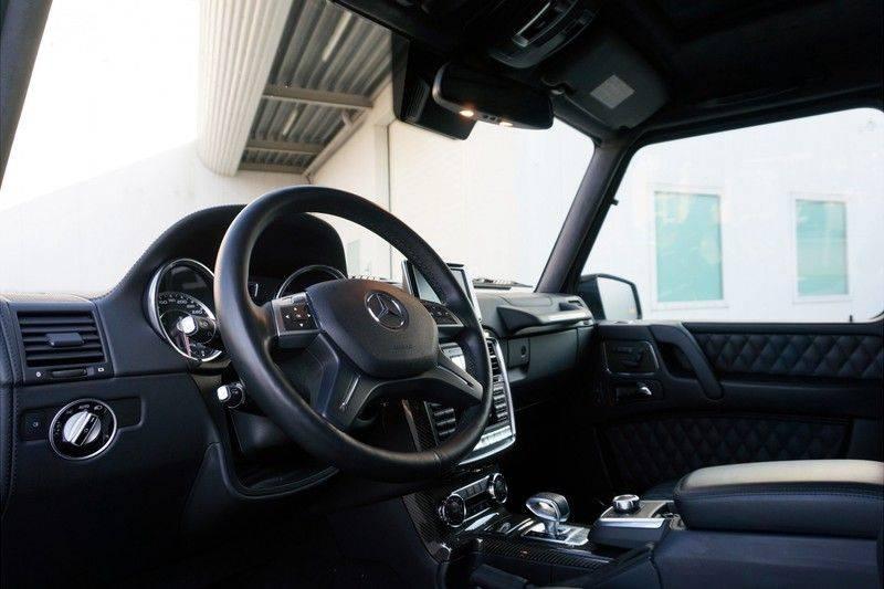 Mercedes-Benz G-Klasse 63 AMG Designo *Orig NL *Sportuitlaat afbeelding 4
