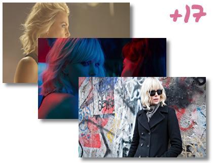 Atomic Blonde theme pack