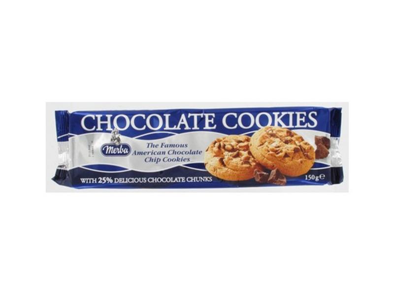Melba Chocolate Chip Cookies (150g)