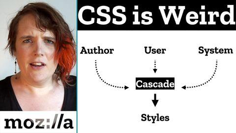 CSS cascade diagram