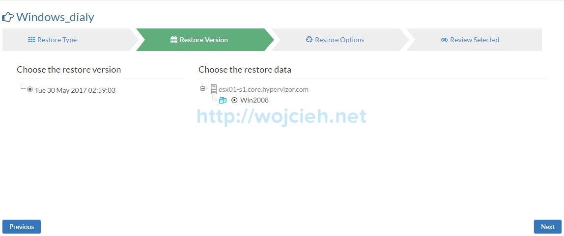 Vembu BDR Suite Review - 18